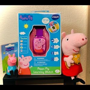 Peppa Pig Fun Lot